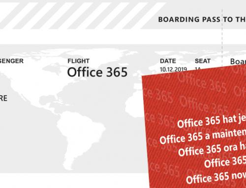 Office 365 für Schulen aus Schweizer Rechenzentren
