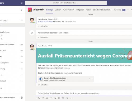 Office 365 Notfallpaket für Schulen (Coronavirus)